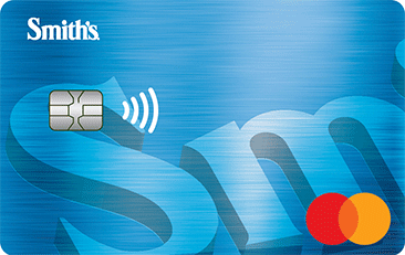 Smith's REWARDS World Mastercard® credit card